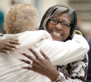 Kathy Deshazo-Jackson, who said she was one of the first African-American students to attend the former Byrd Middle School, is elated by the vote last week to rename the Henrico County school.