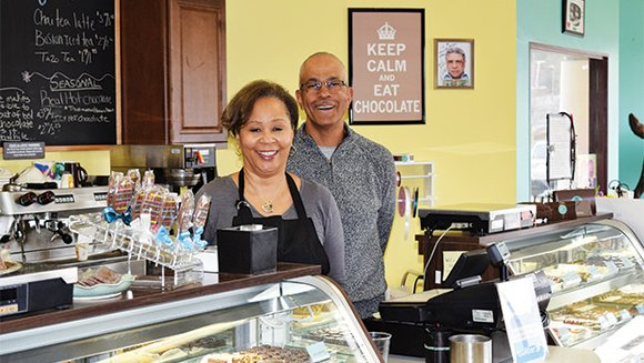 When you talk to Pamela and David Griffin about Chocolate Therapy, the savvy entrepreneurs give a great pitch about how ...