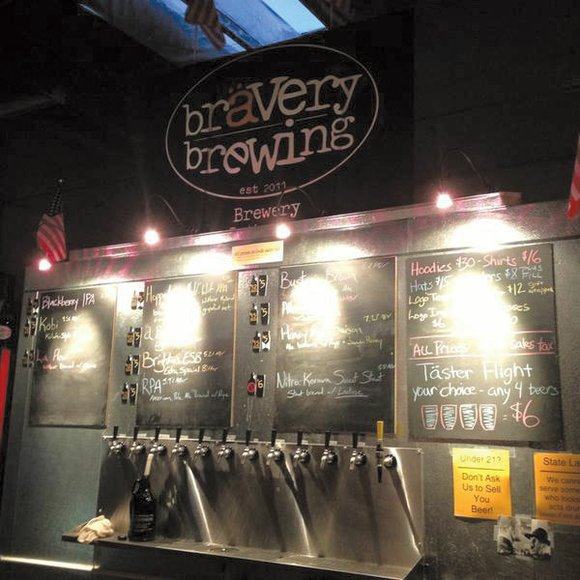 Lancaster's Bravery Brewing Company, 42705 8th Street West, has unveiled a major expansion which will allow the firm to significantly ...
