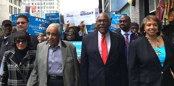 The Congressional Black Caucus shows support for Keith Wright with an endorsement.