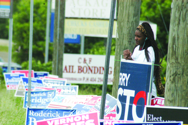 Election season  is in full swing for the May 24 primary. Campaign signs are everywhere, voters are questioning candidates at forum, opponents are sparring and early voting is underway through May 20 for those who want to skip long lines on election day.