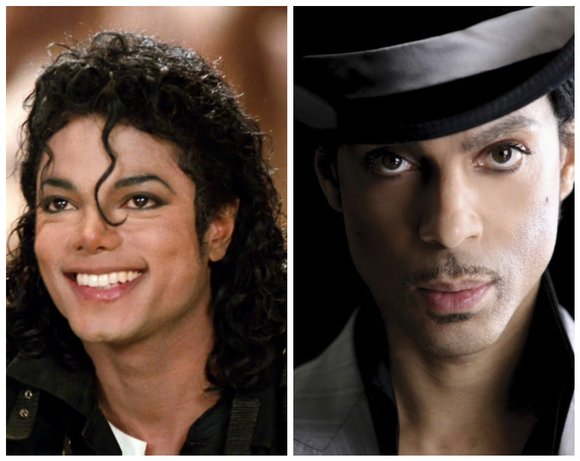 Prince and Michael Jackson were born the same year and rose to colossal fame in the 1980s. Each defined a ...