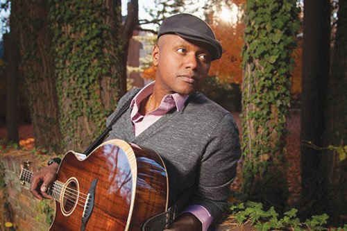 "Blending pop, rock and R&B into a style he's dubbed ""acoustic soul,"" Colin will perform Monday, May 17 at 7:30 ..."