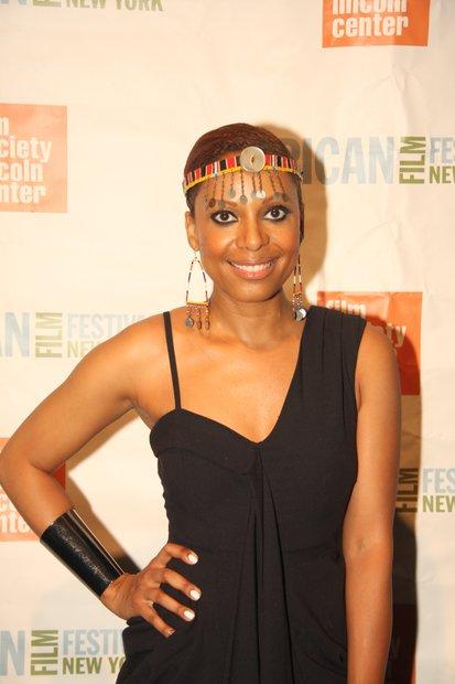Film director Nefertite Nguvu