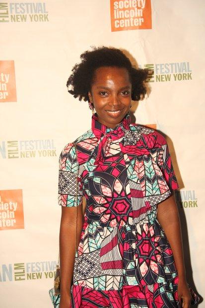 Actress Maame Ya Boafo
