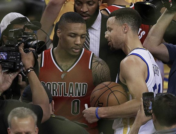 A special season in which the Portland Trail Blazers defied expectations and advanced to the postseason with an exciting playoff ...