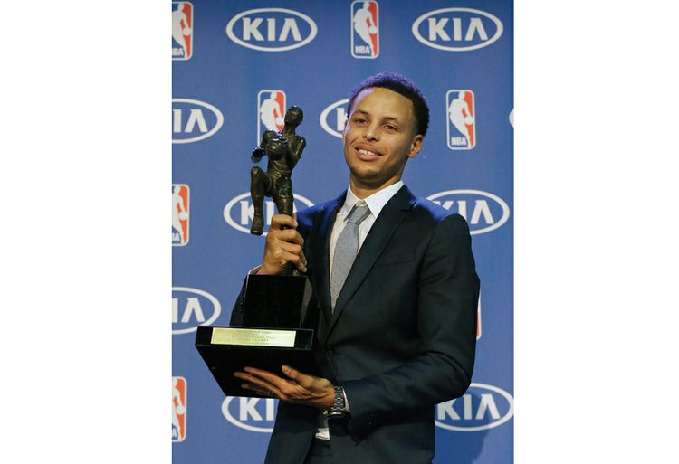 Stephen Curry The Best Player On NBAs Team Has Won His Second