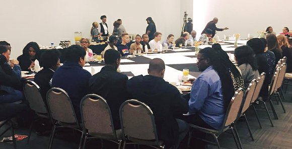 Over 35 students of diverse backgrounds from across the DFW Metroplex have gathered on Saturday mornings to discuss issues dealing ...