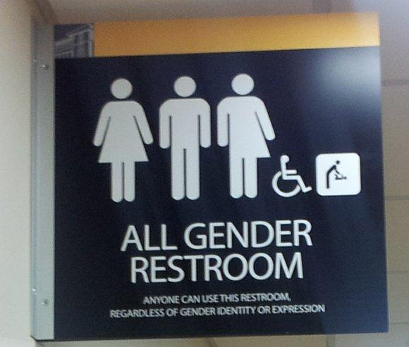 New york same sex bathroom