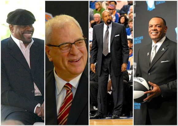 A number of positions were available for applicants seeking NBA head coaching positions at the end of this regular season. ...