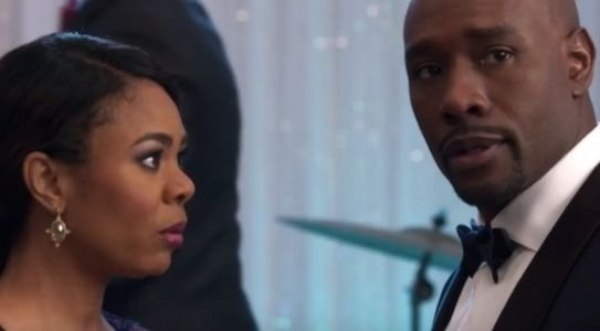 """The Best Man"" stars Morris Chestnut and Regina Hall will reunite in the new Screen Gems thriller, ""When the Bough ..."