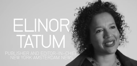 A new television spot featuring New York Amsterdam News Publisher and Editor-in-Chief Elinor Tatum is running on Centric.