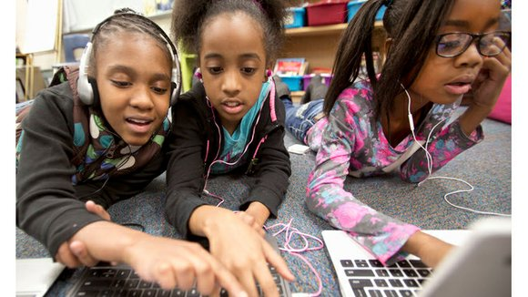 Eighth-grade girls are not only as skilled as boys at thinking through problems and using technology to solve them, they ...