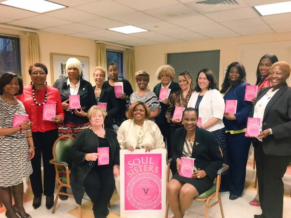 "Former U.S. Ambassador Suzan Johnson Cook's ""Soul Sisters: Devotions for and from African American, Latina, and Asian Women"" recently hosted ..."