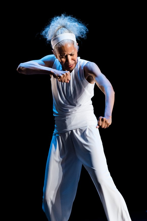 Harlem's own Dianne McIntyre is named as one of the seven dance artists to receive the Doris Duke Charitable Foundation's ...