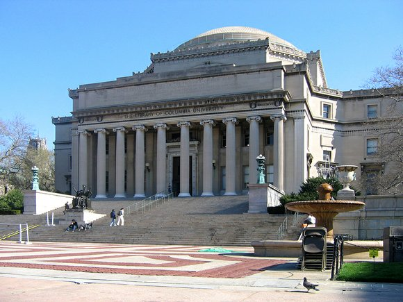 Columbia University's administration challenged the legitimacy of a union election.