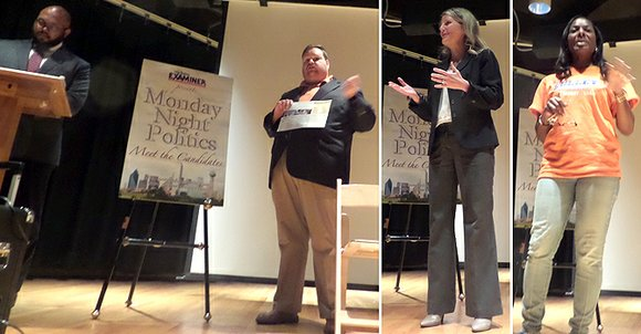 Monday Night Politics: Meet the Candidates hosted a forum for the runoff elections in Dallas County. The event took place ...