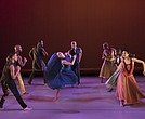 Alvin Ailey American Dance Theater in Ronald K. Brown's Open Door