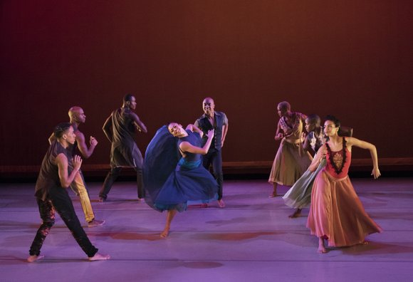 Alvin Ailey American Dance Theater, beloved as one of the world's most popular dance companies, returns to the New York ...
