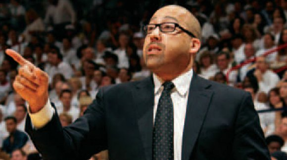NBA veteran David Fizdale known for developing players.