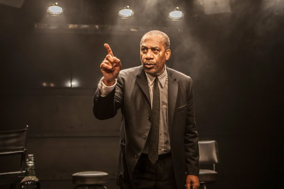 """""""Turn Me Loose"""" is a tour-de-force that celebrates Dick Gregory's brilliance. Joe Morton is quick-witted, funny and poignant as the ..."""