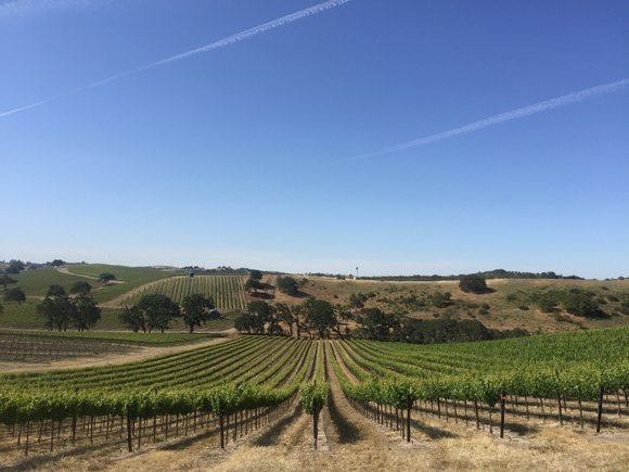 Paso Robles, California - nestled approximately halfway between the cities of Los Angeles and San Francisco along the California's gorgeous ...