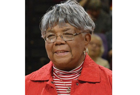 Two-time Olympian and former Ohio State University and Hampton University women's track coach Mamie Rallins died Monday, May 16, 2016, ...