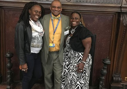 In Greater Baltimore, Hepatitis C affects African Americans more than any other group, according to Joseph Cooke, a senior outreach ...