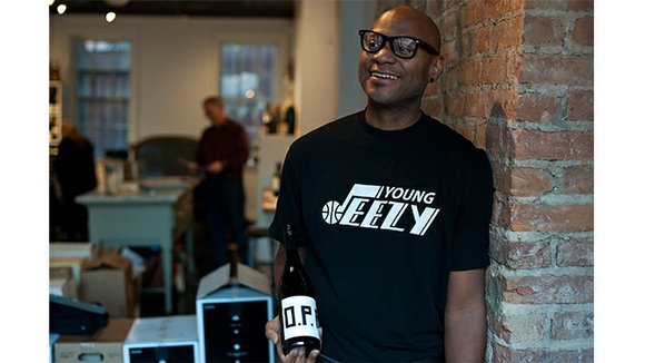 Winemaker proud to be black sheep of wine industry.