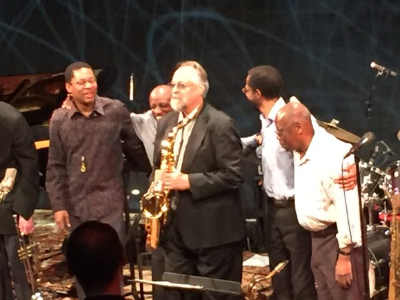 Tributes to the music and legacy of Miles Davis and John Coltrane were only feet apart recently at Jazz at ...