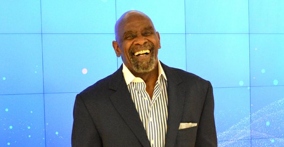 Chris Gardner – whose life journey from homeless father to business success was depicted in the book and Will Smith ...