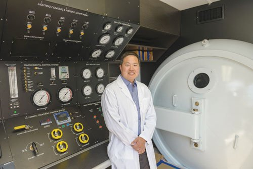 A new hyperbaric oxygen therapy chamber for multiple patients has opened at Legacy Emanuel Medical Center in north Portland.