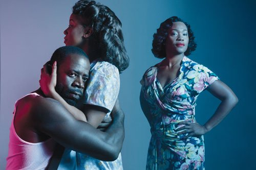 A mostly black cast is giving Tennessee Williams' Pulitzer Prize-winning masterpiece, A Streetcar Named Desire, new and dramatic meaning.