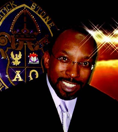 Bishop Derrick M. Fitzpatrick, pastor of Stone Temple Missionary Baptist Church is what you would call a bivocational pastor.