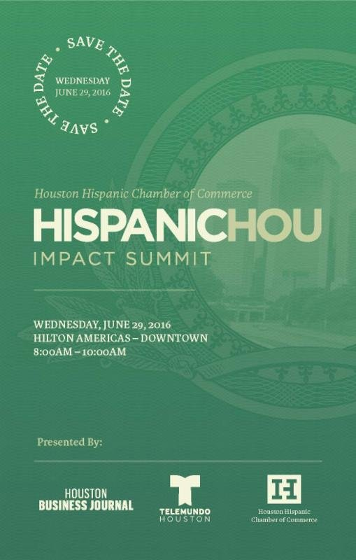 The Houston Hispanic Chamber of Commerce, the Houston Business Journal, and Telemundo Houston have announced their inaugural Hispanic Houston Impact ...