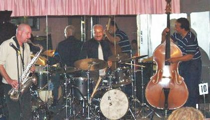 Greg Hatza and his organization will perform at the Jazz Expressways Foundation Jazz Breakfast Fundraiser on Saturday morning June 11, 2016 from 10 a.m. until 2 p.m. A full breakfast buffet will be served with a lot of live entertainment and vendors. BYOB for your cocktail after breakfast at the Forest Park Senior Center located at  4801 Liberty Heights Avenue. Donation only $30.00. For more information, call 410-833-9474.