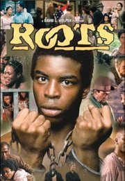 """This poster was used to promote the 1977 """"Roots"""" miniseries"""