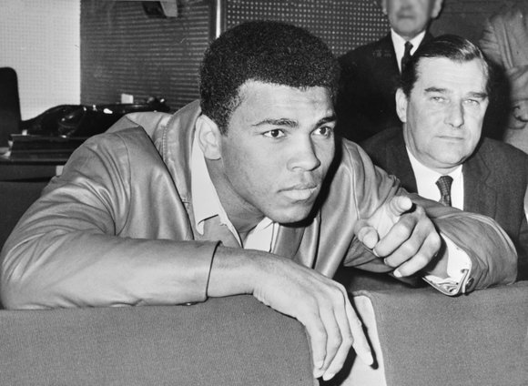 Muhammad Ali was a legend as a boxer, philanthropist and social activist.