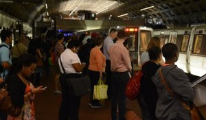 Metro riders can expect longer commute times.