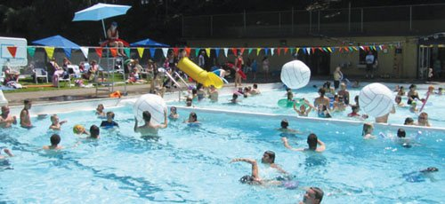 Opening day for the city's outdoor pools is Tuesday, June 14.