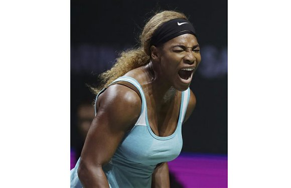 The real Serena Williams finally turned up at the French Open last Saturday in pursuit of a 22nd grand slam ...