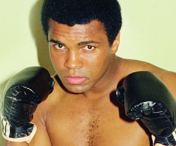 Muhammad Ali, boxing's greatest, who won the heavyweight title three times and became America's goodwill ambassador to the world, died ...