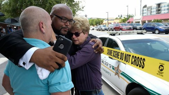 The gay community was the obvious target of a deranged mass shooter that gunned down dozens of patrons at a ...