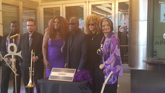 Monday night the Apollo Theater celebrated its 11th annual Spring Gala. The event, which was hosted by LL Cool J ...