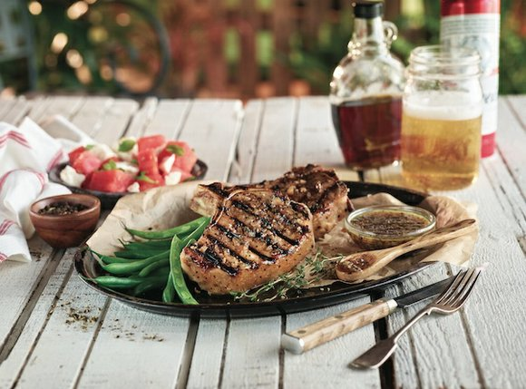 Tired of the same old go-to grilling recipes? Shake up your backyard barbecue with fresh pork this summer. From tender ...