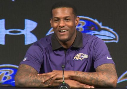 The Baltimore Ravens have struggled to find a wide receiver that can stretch the field the way Torrey Smith did ...