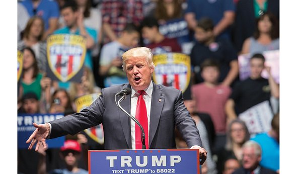Donald Trump was expected to pack the Richmond Coliseum when he visited the city last week. After all, he has ...