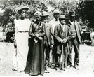 Juneteenth celebration in Austin, Texas in 1865