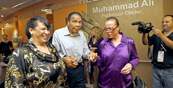 Although you were aware Muhammad Ali had been living with Parkinson's disease since 1984, chances are there's a lot you ...