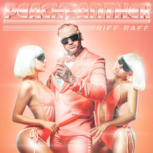 "RiFF RAFF dives into the trap abyss on ""Peach Panther."""